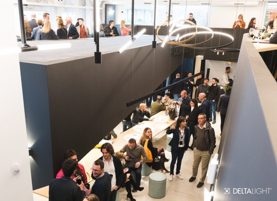 Milan Design Week 2019 - Opening nieuwe showroom
