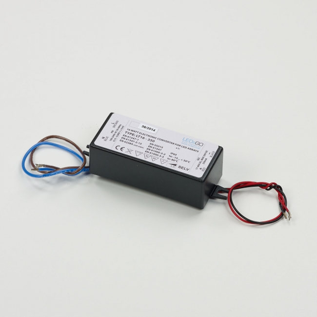 Led Power Supply 350ma Dc 16w Dim8 Producten Delta Light