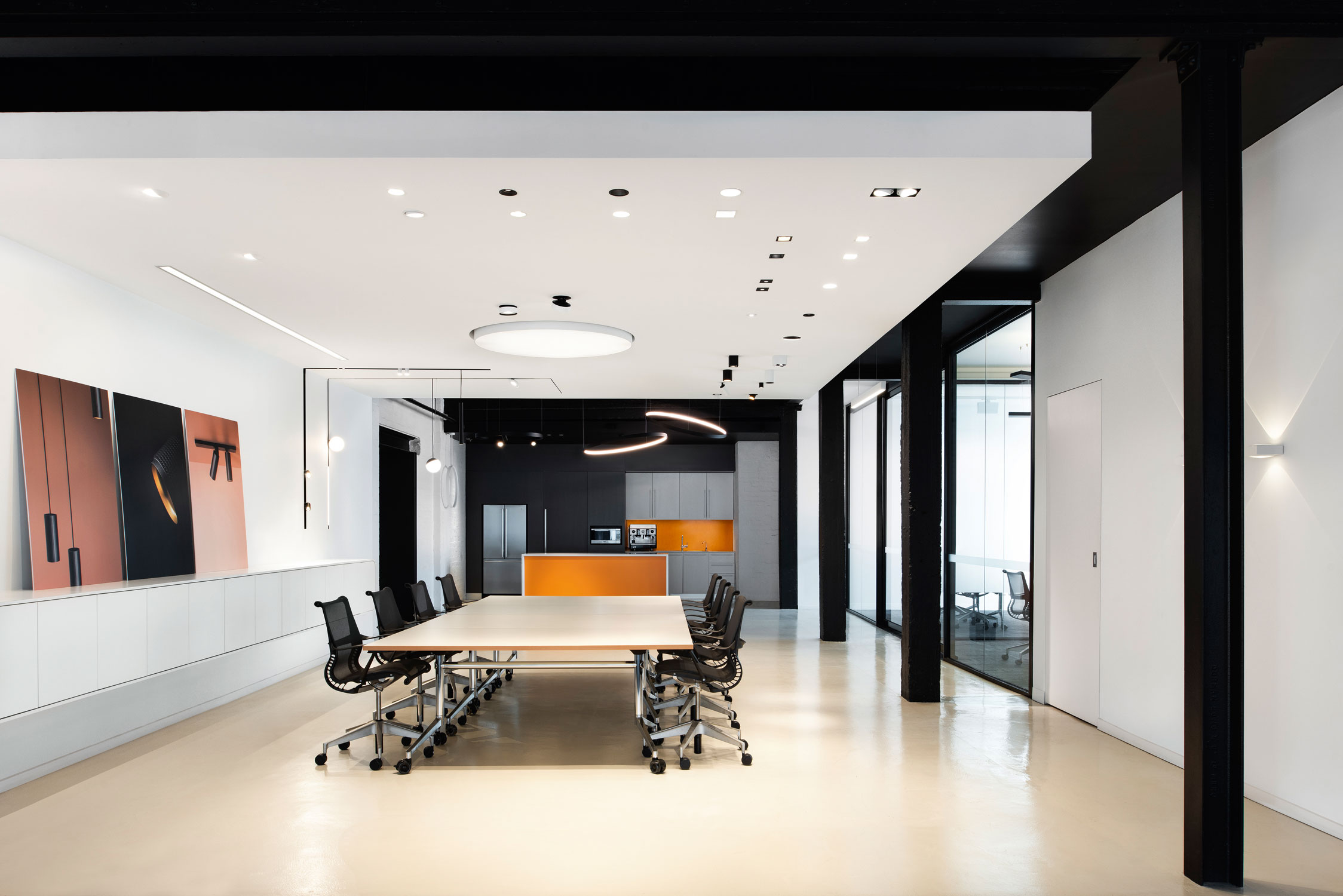 Inlite Office Showroom 2018 Au Project Delta Light